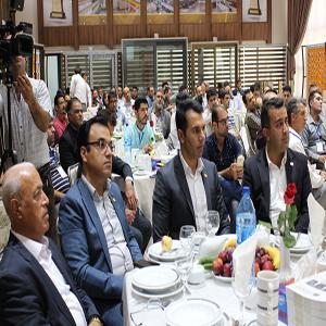 همایش آموزش سراسری شرکت آکپا ایران