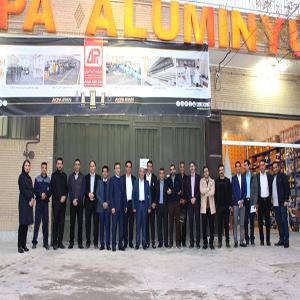 همایش سالانه نمایندگی ها و عاملیت های فروش شرکت آکپا ایران برگزار گردید